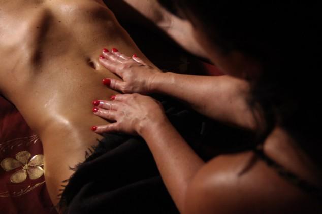 Секс и массаж не разделимы